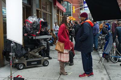 Will Smith and Keira Knightley on the set of Collateral Beauty (35)