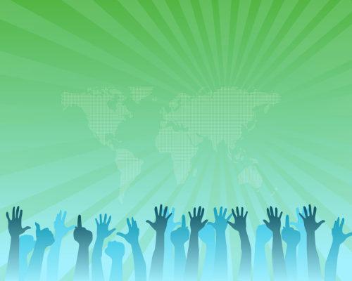 La Guarida Del Fénix...: Manos Unidas
