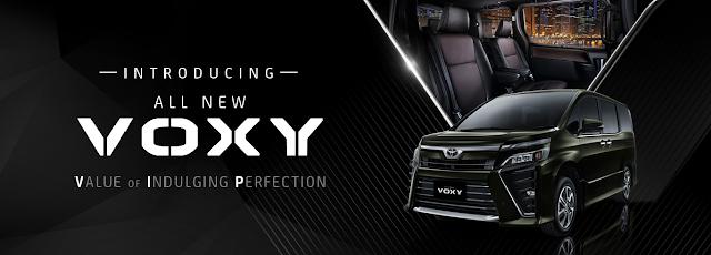 3 Alasan Memilih Toyota All New Voxy 2019 Sebagai Mobil Pribadi