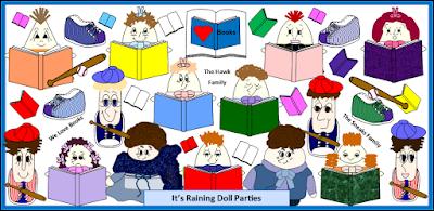 It's Raining Doll Parties