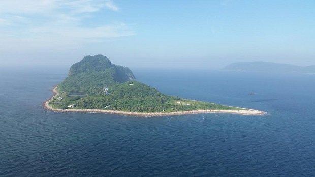 Island prison Palawan