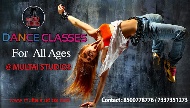 Dance Classes in sainikpuri
