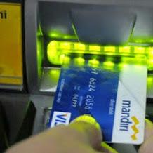 Panduan Cara Mengganti PIN Mandiri Langsung Dari Mesin ATM Lengkap Dengan Gambar