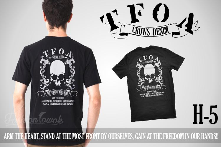 kaos crows zero