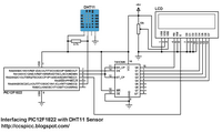 PIC12F1822 Microcontroller Projects with CCS PIC C Compiler