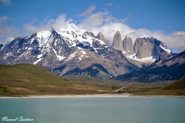 Parco Nazionale Torres del Paine, Laguna Amarga