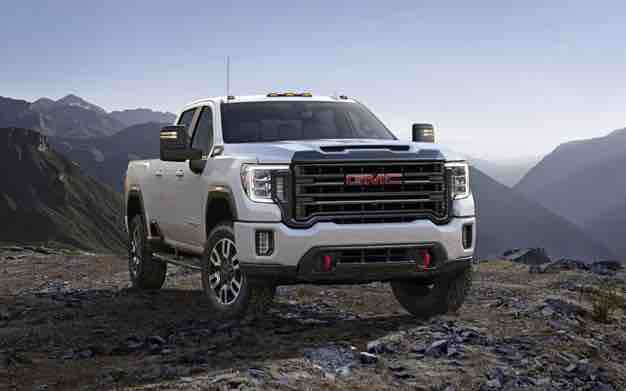 2020 GMC Sierra HD Reveal Date