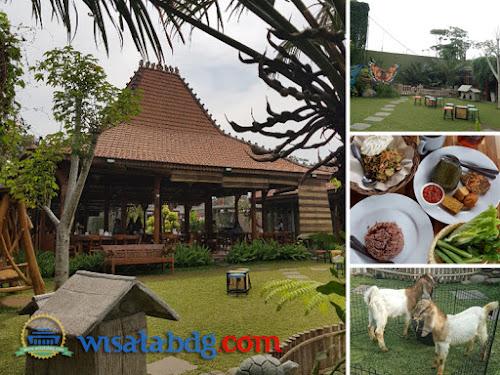 Imah Joglo Sumber Sari Bandung