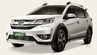 Specifications and Price Honda BRV Car Latest July 2018