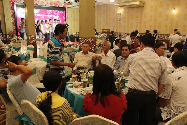 CB-NV đến từ các chi nhánh cửa hàng công ty Thép Bắc Việt