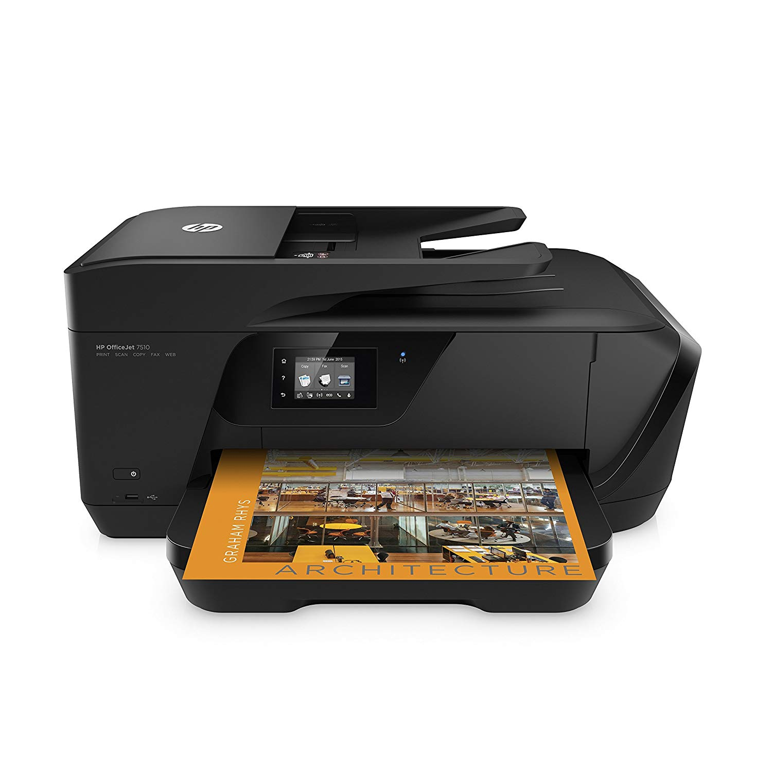 HP OfficeJet 7510 Driver Downloads | Download Drivers Printer Free