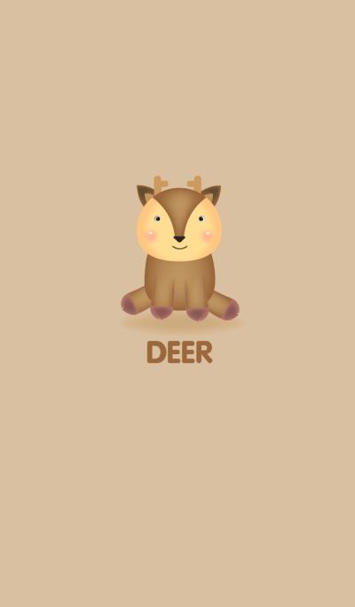 Simple deer theme v.2