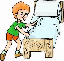 Fle en eso les t ches m nag res toujours la m me for Ou mettre son lit dans une chambre