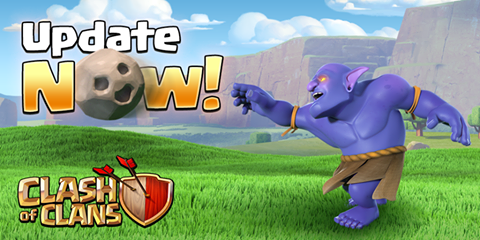 Clash of Clans Full Patch Note