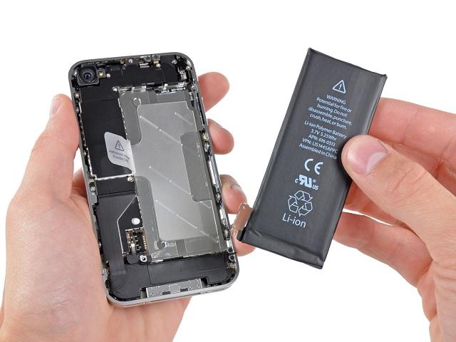 thay pin iPhone 6 ở đâu tốt