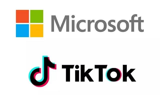 Với sự hậu thuẫn của Tổng Thống Mỹ, Microsoft xác nhận sẽ mua Tiktok