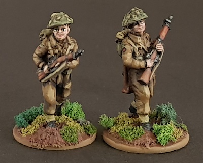 AB Figures 20mm British Infantry