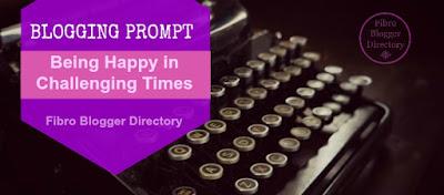 Blogging prompt for fibromyalgia