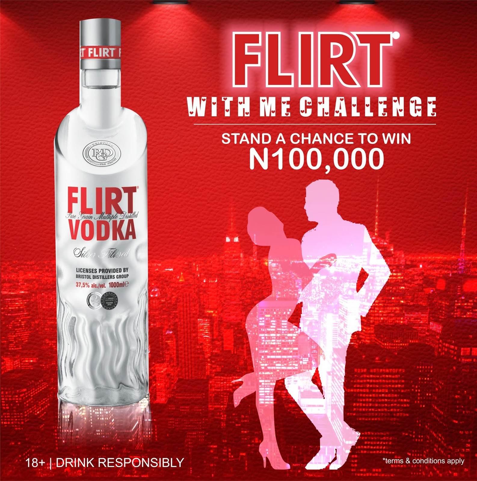 Flirt Vodka and Flavour Thrill Fans In Awka, Anambra State - NewsyPeople