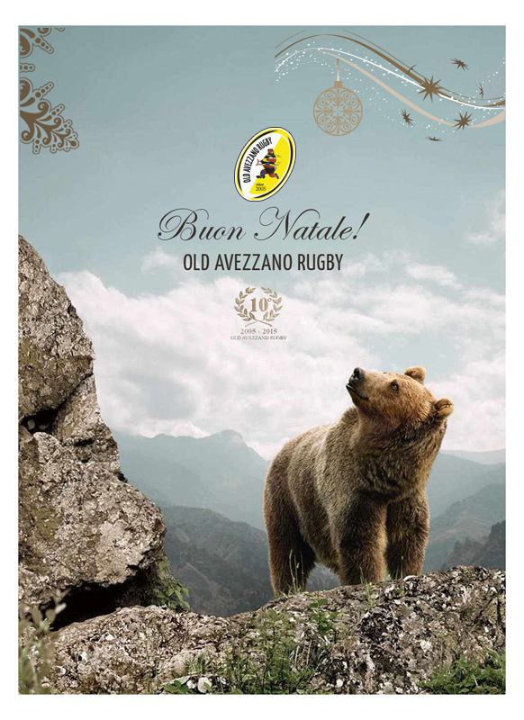 Buon Natale - Old Rugby