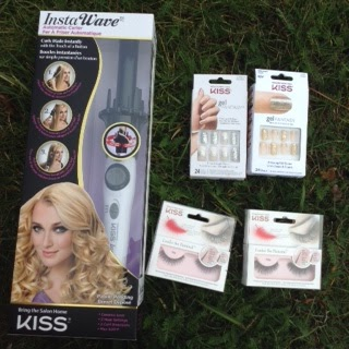 KISS products InstaWave, Gel Fantasy