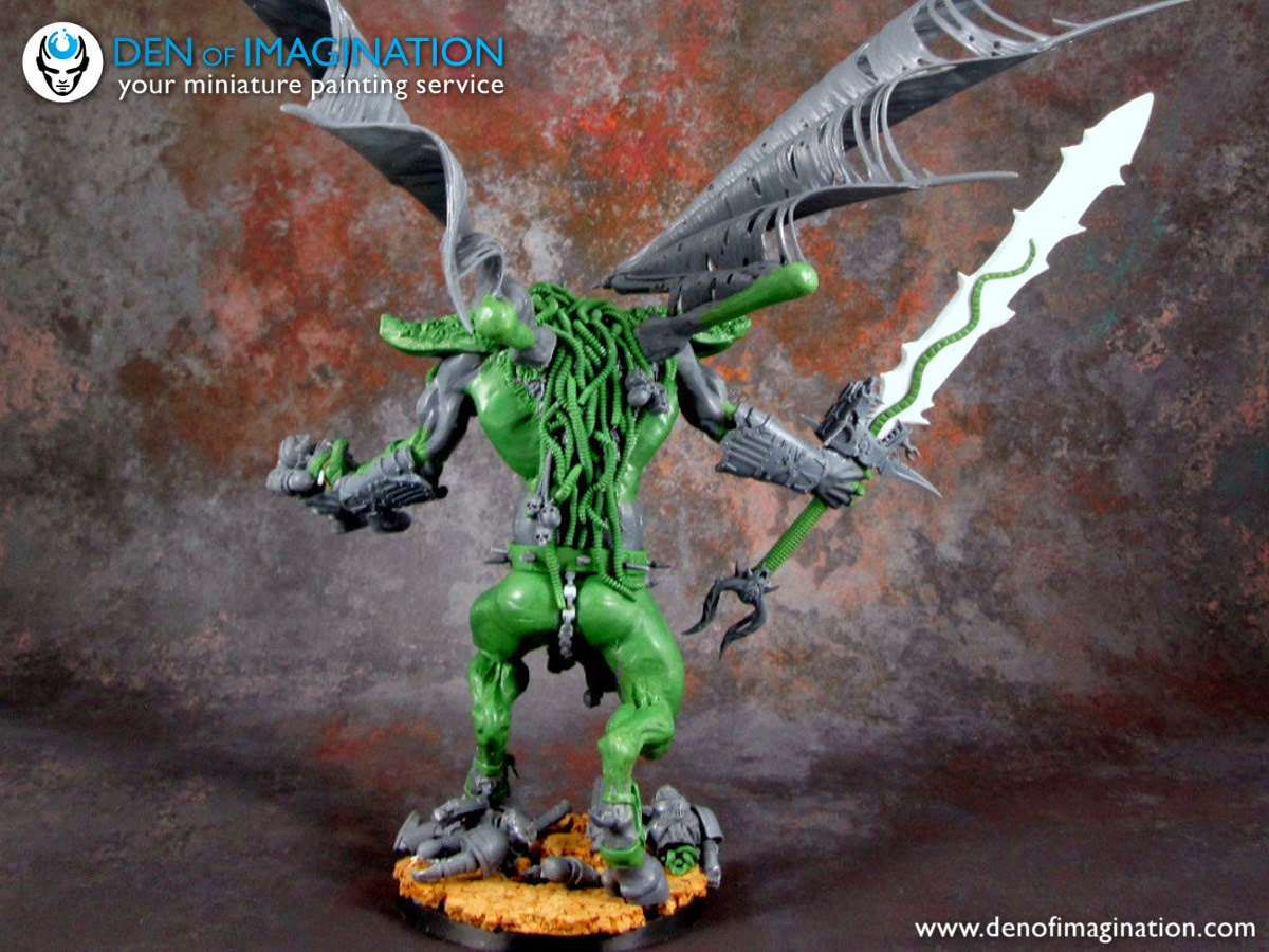 Yesterday I showed you a short miniature showcase with Angron in the lead  role. Today you can see all gallery with this guy on Flickr. b9be7c7da5