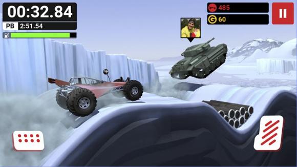MMX Hill Dash Mod Apk Unlimited Money Terbaru