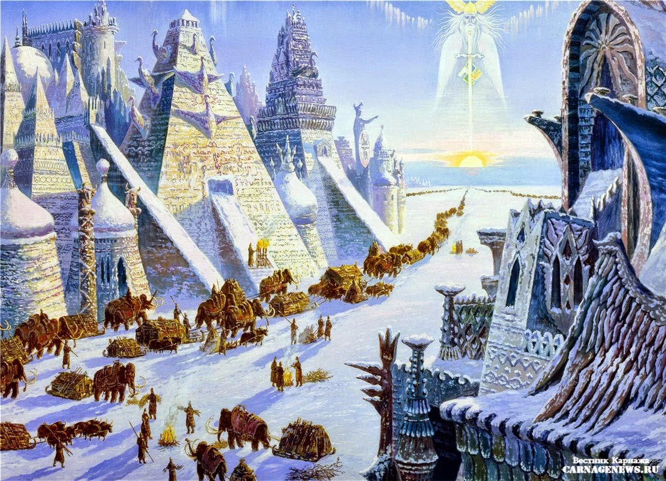 Resultado de imagen de civilizacion perdida