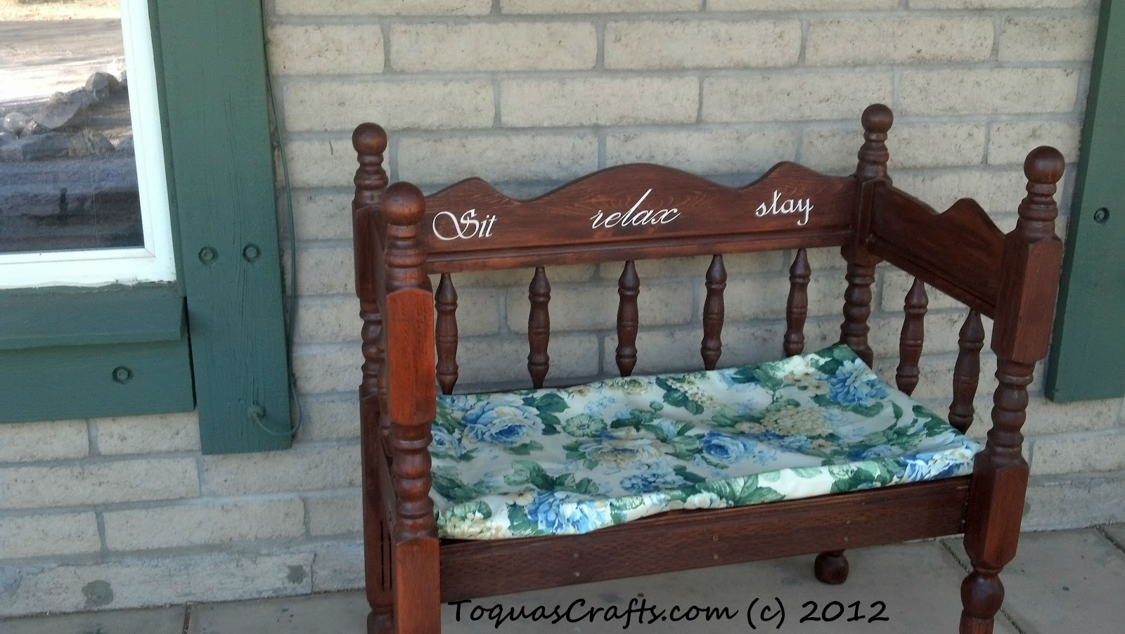Twin Size Headboard Footboard Bench