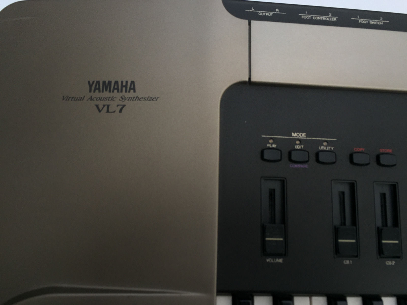 MATRIXSYNTH: Yamaha VL7 VIrtual Acoustic Synthesizer with