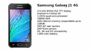 Cara Baru Flash Samsung Galaxy J1 Ace SM-J110G