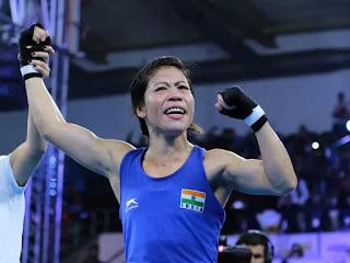 Mary Kom wins gold medal at World Boxing Championships