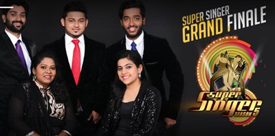 Super Singer 5 – Grand Finale 18-03-2016 Vijay TV Show Live Today