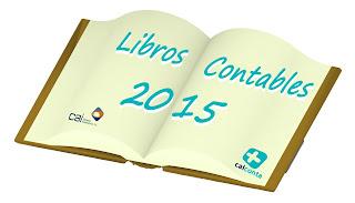 Legalización Libros Contables 2015 by CAI Sistemas: Software para Asesores