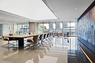 Thiết kế nội thất văn phòng thể hiện hình ảnh doanh nghiệp