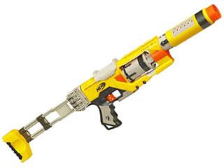 Súng Nerf ổ quay Spectre REV-5