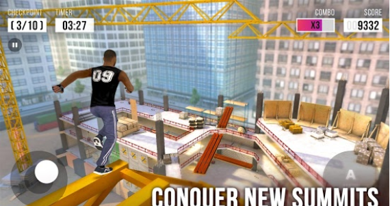 Parkour Simulator 3D v1.3.28 Mod Money Terbaru