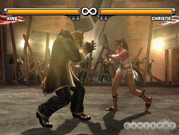 Tekken 4 Free Download Full Version Pc Game | PC Games And ...
