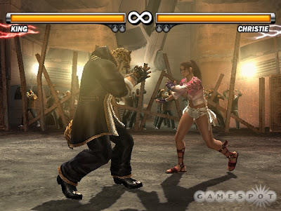 Tekken 4 Pc Game + Ps2 Emulator and Bios | Fully Pc Games
