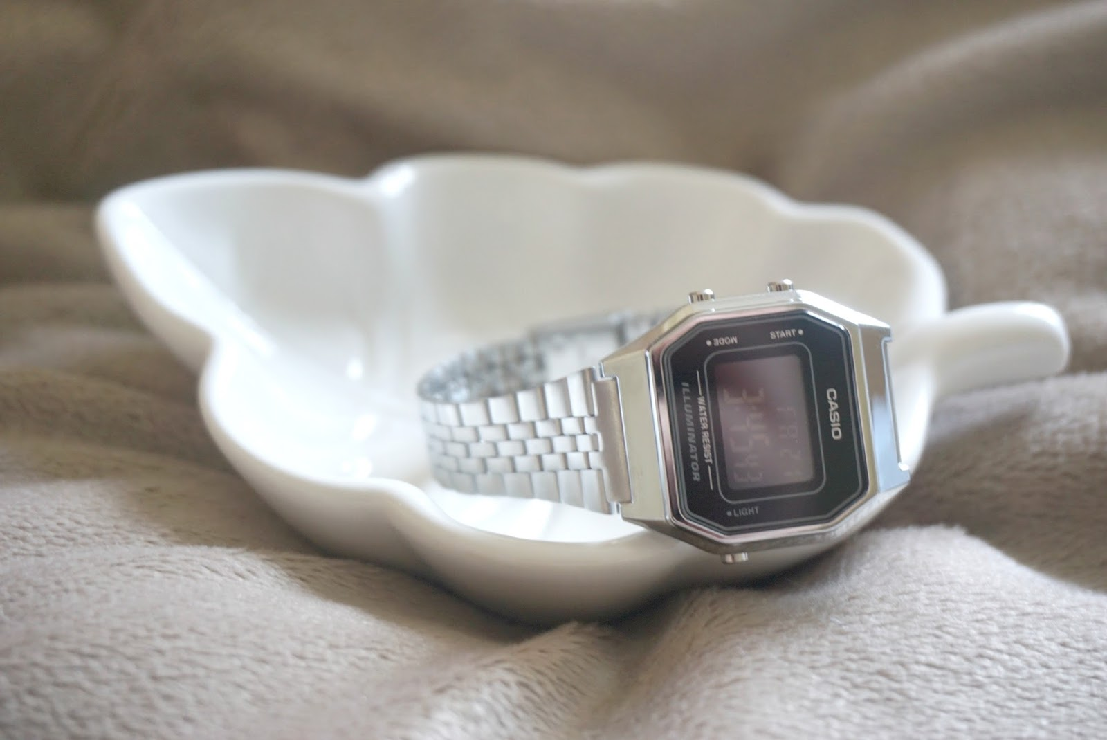casio digital womens watch