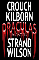 DRACULAS (A Novel of Terror) by Jeff Strand