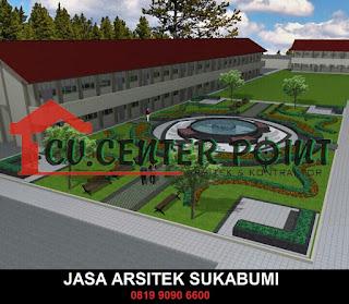 Cari Jasa Desain Arsitek Sukabumi