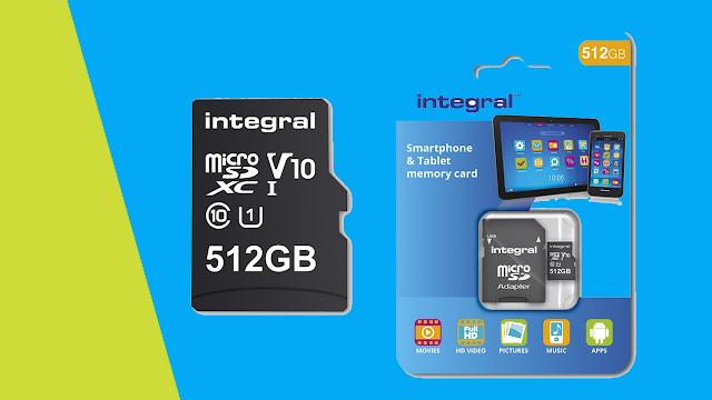 Primul card microSD cu capacitate de 512 GB va fi lansat în luna februarie