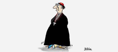 Resultado de imagem para charge padre