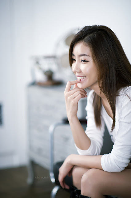 Xxx Nude Girls Simple Yoo Ha Na-6573