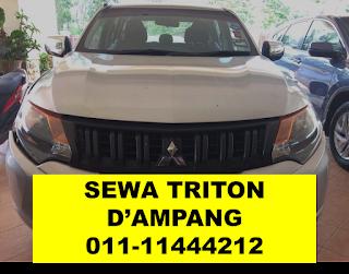 Nak Sewa 4 Wheels Drive Area Gombak / Ampang / Kuala Lumpur?
