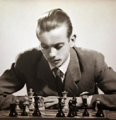 El ajedrecista Héctor Decio Rossetto