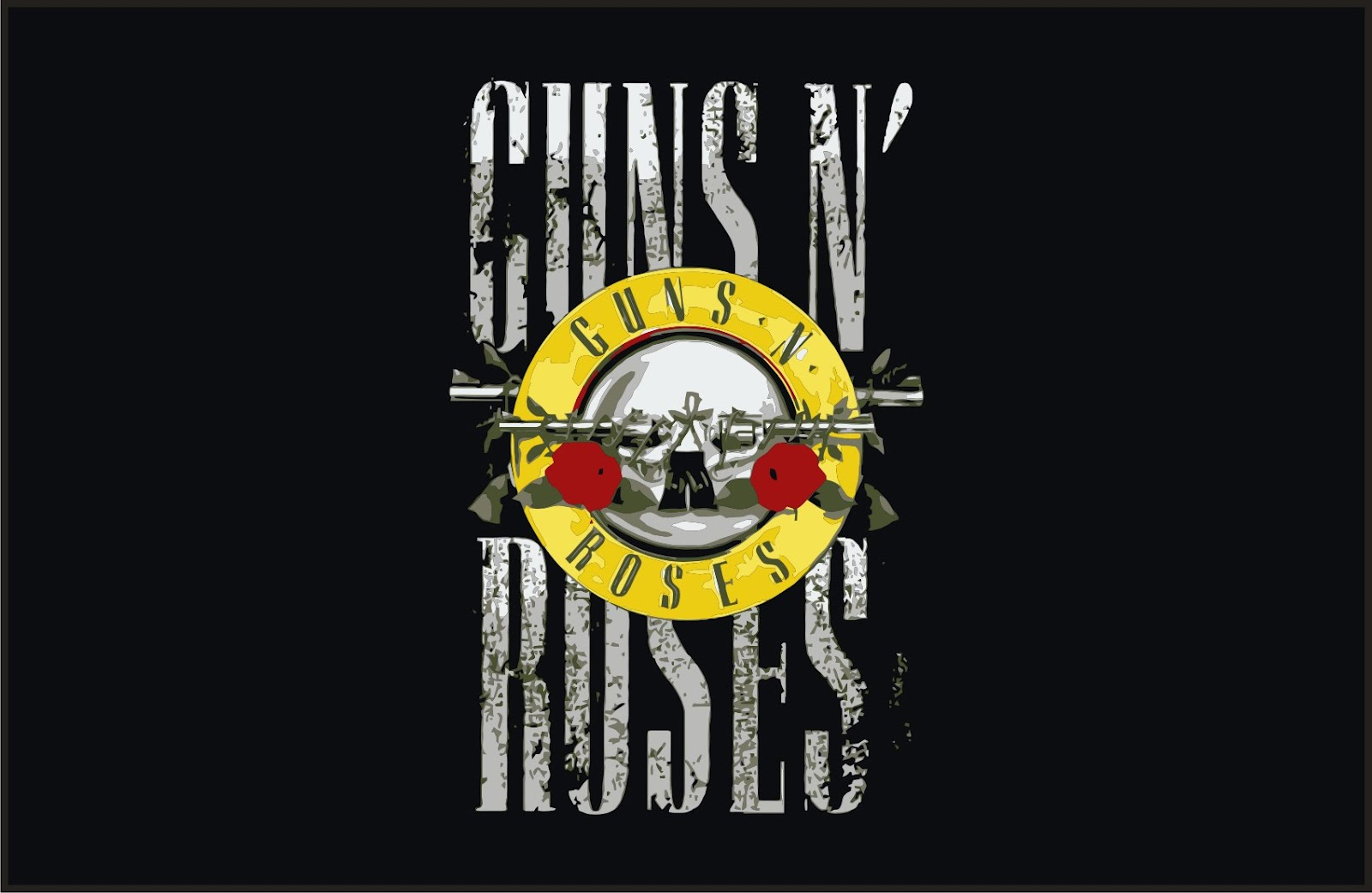 Guns n Roses Logo | Vector t-shirts