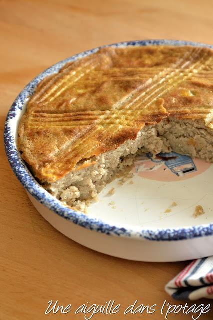 Kouign patatez spécialité bretonne Vannes