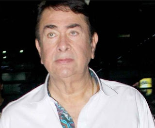 Randhir Kapoor Family Wife Son Daughter Father Mother Marriage Photos Biography Profile